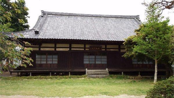 清白寺本堂