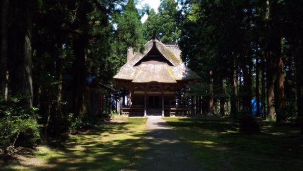 神宮寺観音堂