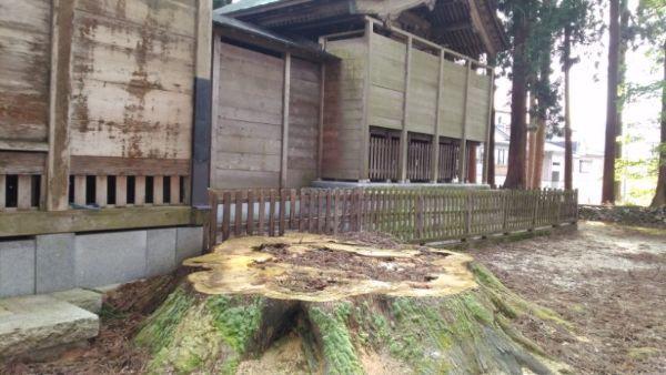 魚沼神社本殿