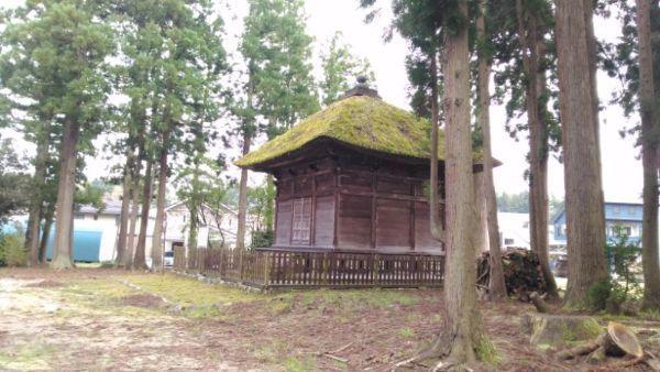魚沼神社阿弥陀堂