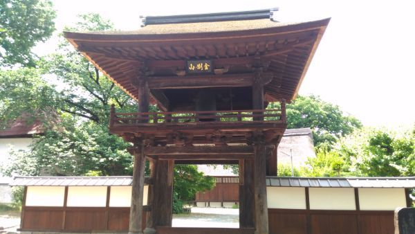 慈眼寺鐘楼門