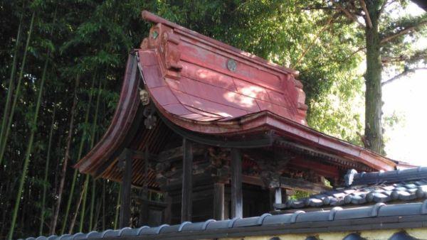 船形神社本殿