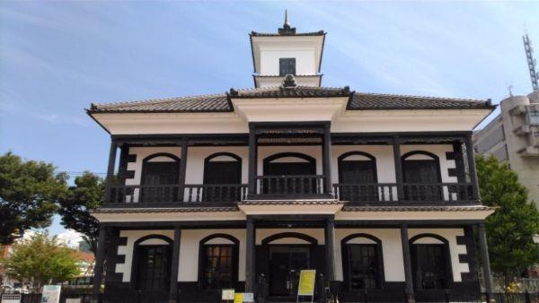 旧睦沢学校校舎