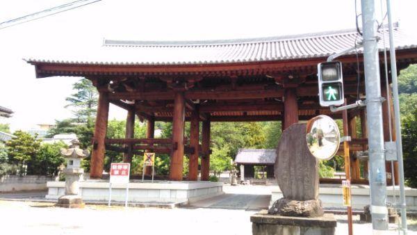 長禅寺山門