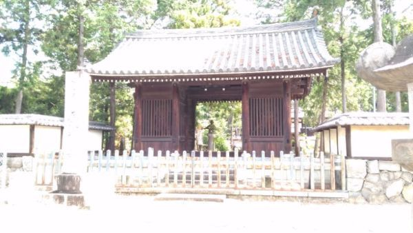 長禅寺仁王門