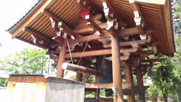 長禅寺鐘楼