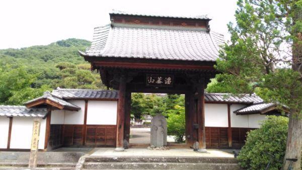 東光寺山門