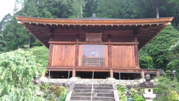 池口寺薬師堂