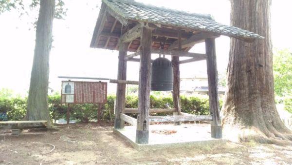文永寺鐘楼