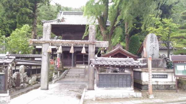 永福寺入口