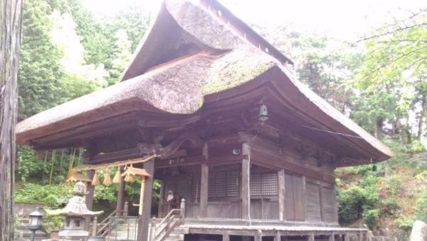 永福寺観音堂