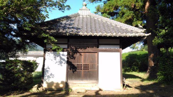 法住寺経蔵