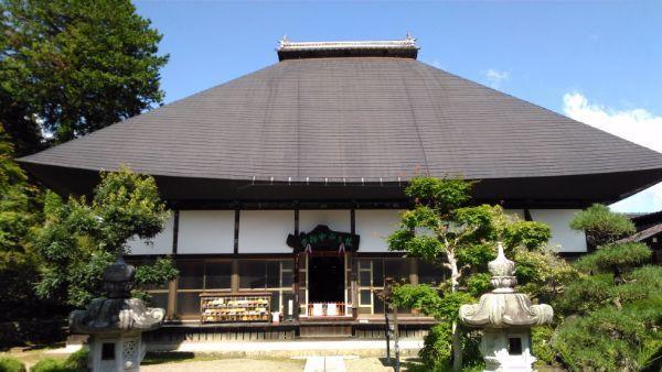 中禅寺本堂