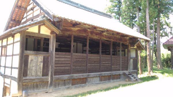 塩野神社廻り舞台