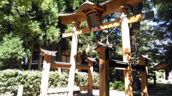 小坂神社鳥居
