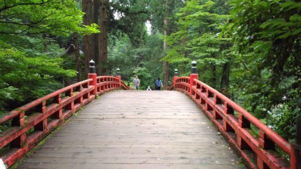 出羽三山神社神橋
