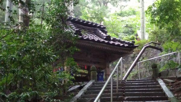 西奈弥羽黒神社手水舎