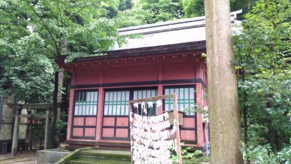 西奈弥羽黒神社神明宮