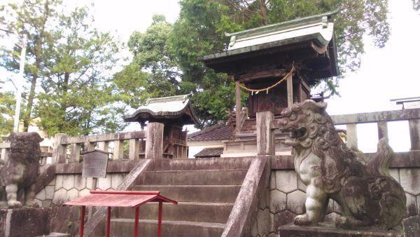 平戸橋胸形神社本殿