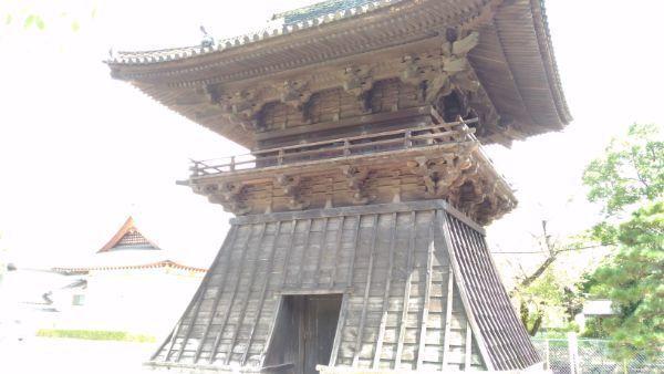 大樹寺鐘楼