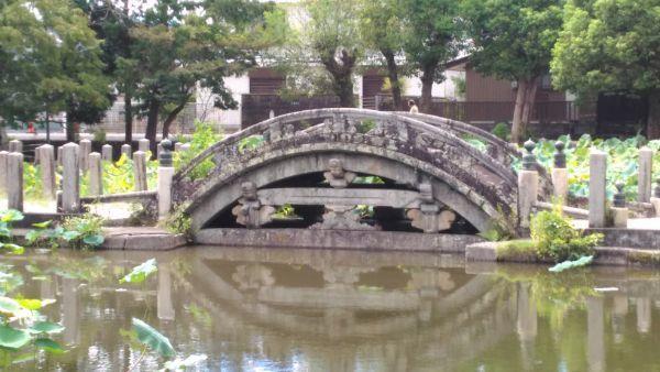 伊賀八幡宮神橋