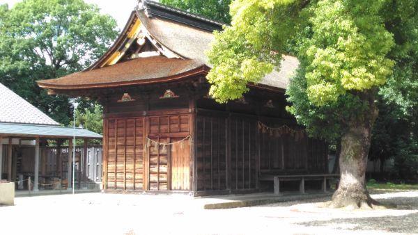 伊賀八幡宮御供所