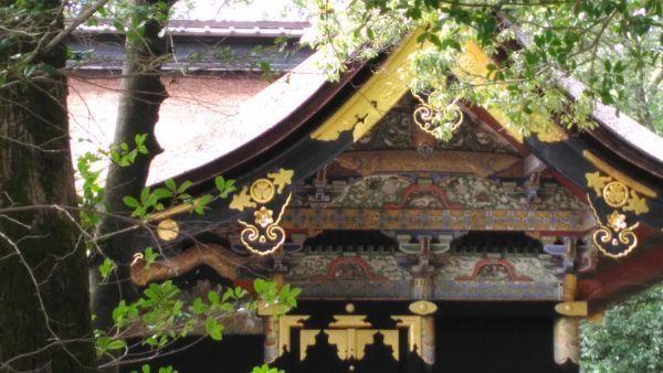 伊賀八幡宮本殿