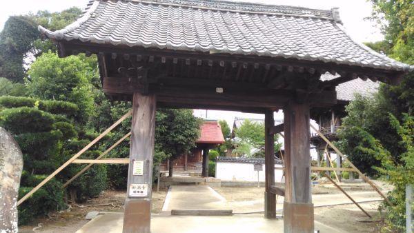 妙源寺薬医門