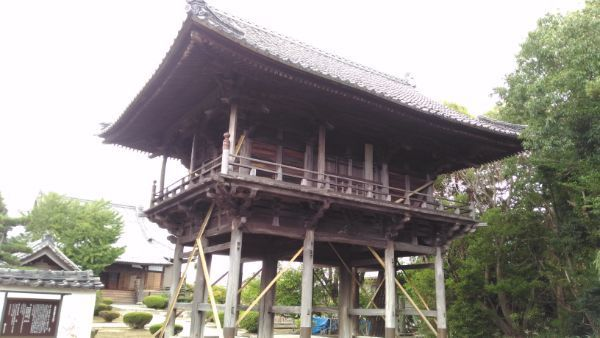妙源寺楼門