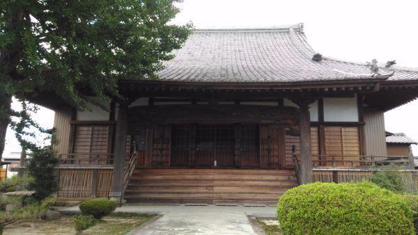 妙源寺本堂