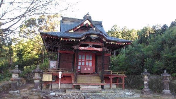 宝蔵寺東照宮