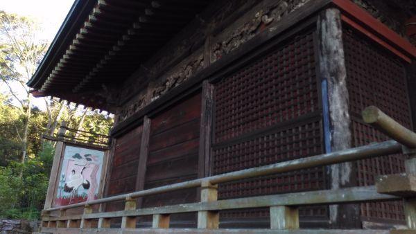 東照宮側面