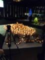 ナカドマで中越地震のイベントやってる。