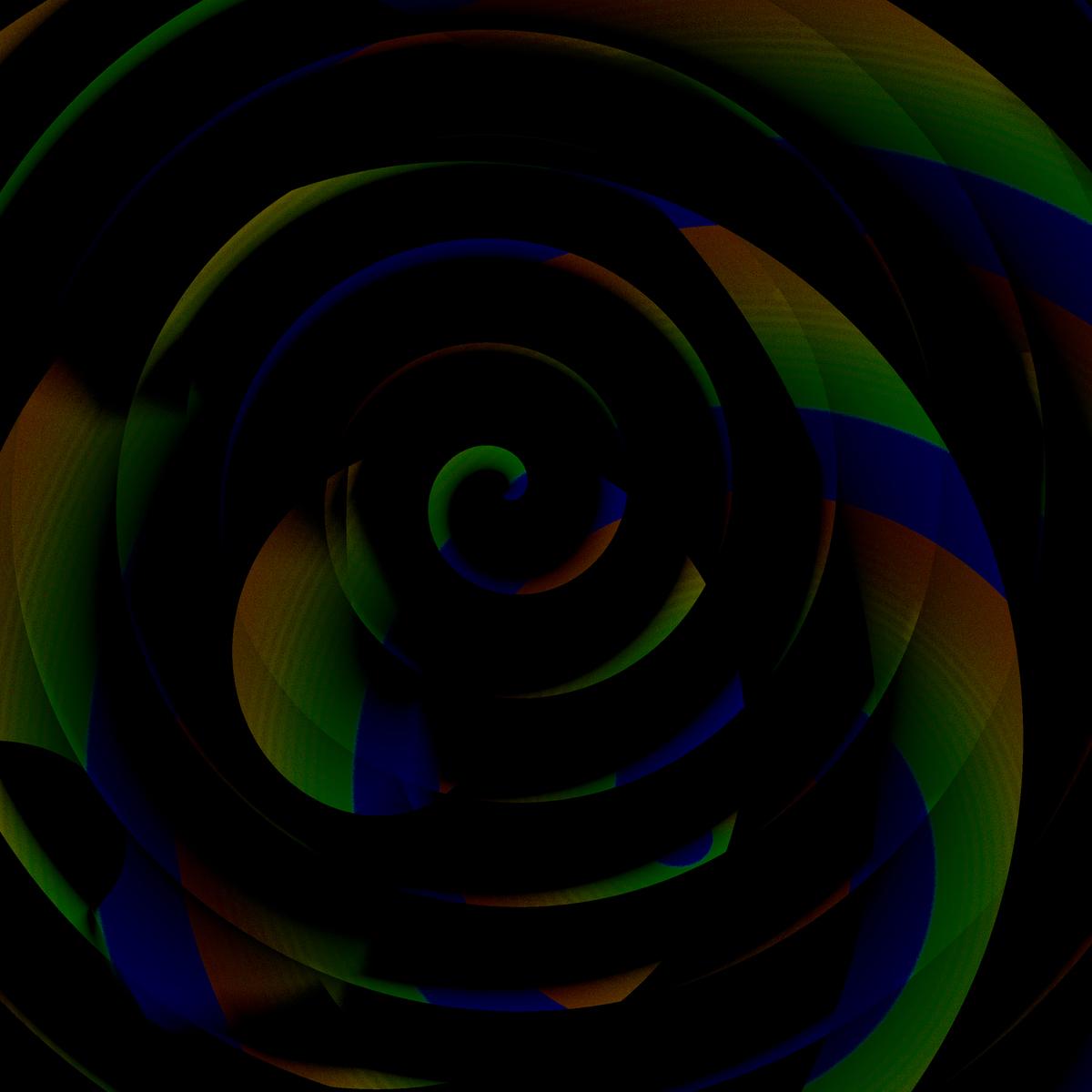 渦巻螺旋 a