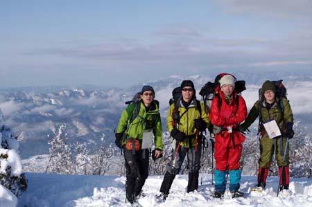 2011冬比良1