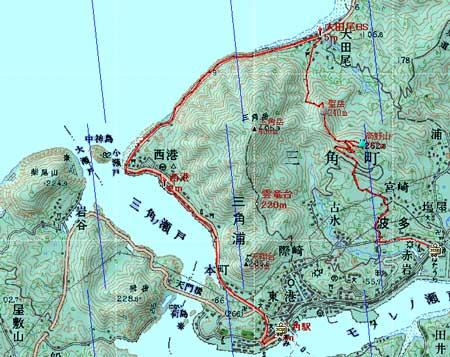 20111223三郡山地地図3(高野