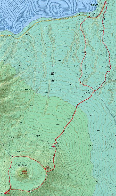 H240505アポイ・樽前地図2