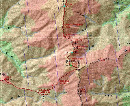 20120823唐松岳地図2