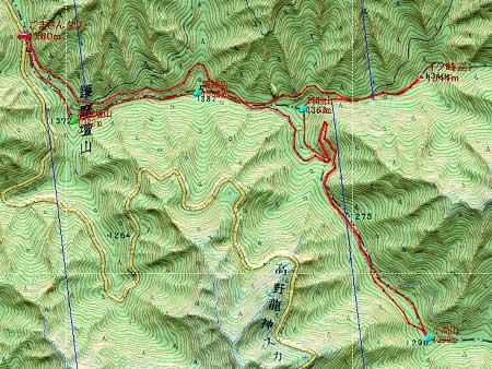 20120922護摩壇山地図2