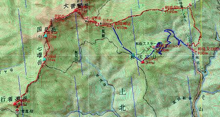 20121006奥駈道地図3