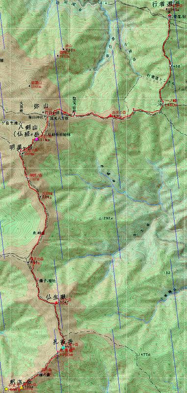 20121006奥駈道地図2