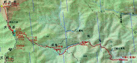 20121006奥駈道地図1