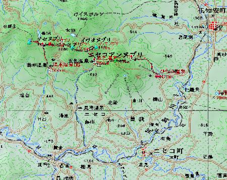 20090716-地図2ニセコアンヌ
