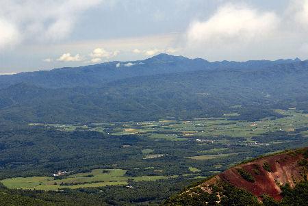 20090716 2余市岳(ニトヌプリ山頂より)