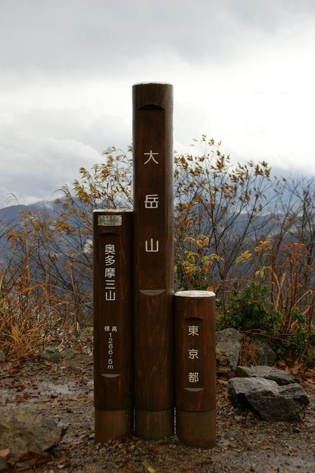 20091114大岳山1
