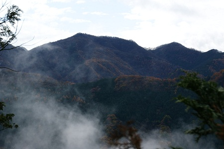 20091114大岳山2