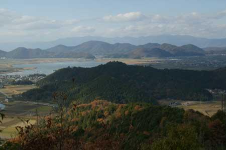 20091206安土山3
