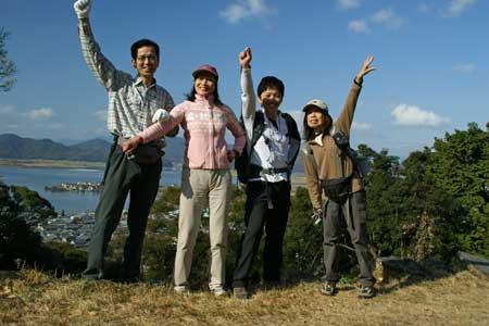 20091206安土山1