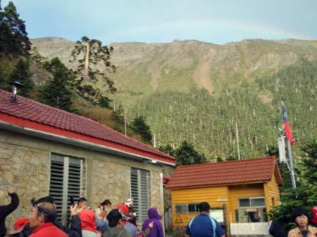 排雲山荘(3,400m)