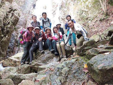 002揚梅滝 雄滝
